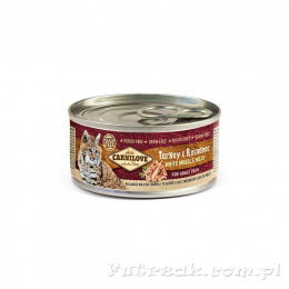 Carnilove Cat Adult Turkey & Reindeer/100g