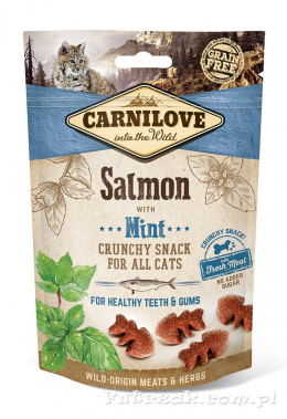 Carnilove Salmon with Mint/50g